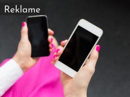 sammenligning af mobil